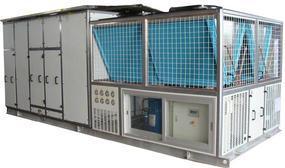 暖通工程直膨式空调机组屋顶机恒温恒湿洁净除菌空调