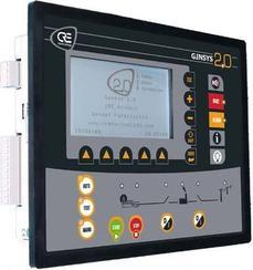 法国CRE发电机组并机控制???,柴油发电机组并机控制系统