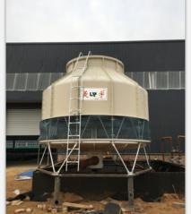 西安菱宇250吨圆形逆流式冷却塔