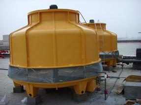河南郑州200T圆形冷却塔-LKT-200T菱科