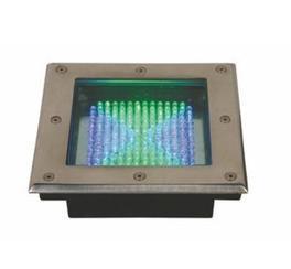 LED埋地灯 L190mm*W190mm*H65mm 安全指示灯
