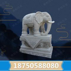 石雕大象喷水 镇宅 厂家现货销售 欢迎来样加工定制