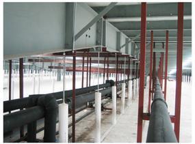 供应月仙冷库工程-冷库结构