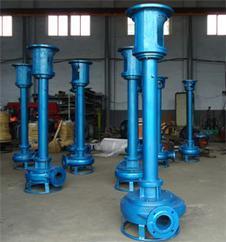 据实订制长杆泥浆泵、液下渣浆泵、立式排污泵
