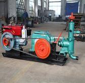 泰安水利机械 泰山灌浆 HB80/10型柴油动力灌浆泵