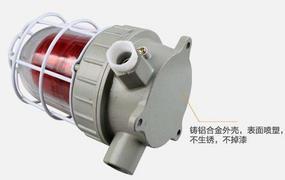 BBJ-LED/220V防爆声光报警器大分贝