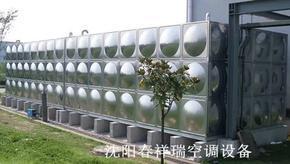 供应焊接式304不锈钢水箱
