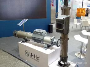 低噪声管中泵选SVP系列不锈钢材质制造