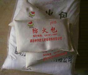 济南膨胀型蛭石电缆防火包