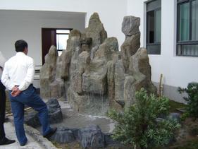 东营塑石假山