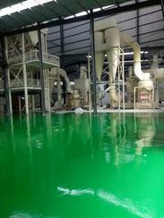 上海哪里做车间环氧树脂地坪漆自流平施工厂家