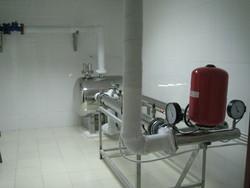 无负压供水设备图片北京麒麟公司