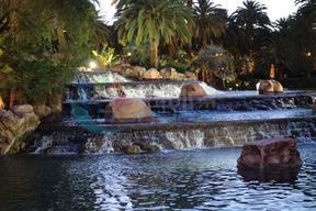 现代水景跌水,园林景观跌水设计