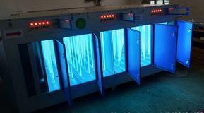 UV光解废气处理设备工作原理
