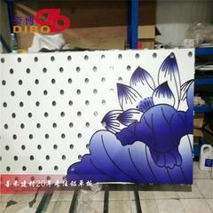 uv打印3D彩绘幕墙铝单板