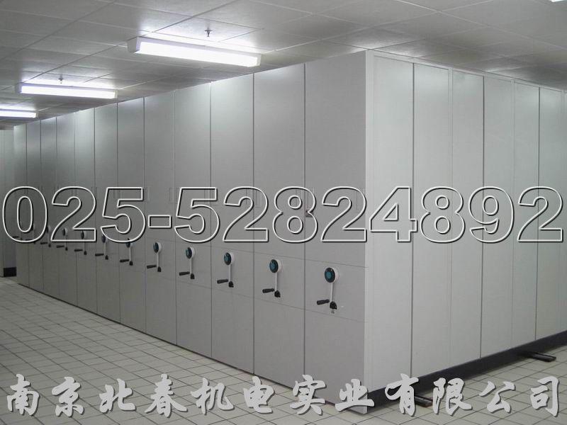 移动式货架,销售热线:025-52824892,南京北春机电实业有限公司