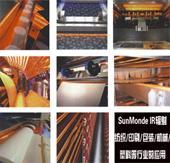 塑料行业专用红外线辐射器