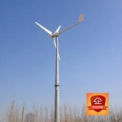 光伏太阳能发电 庆云厂家 3000w风力发电机组报价