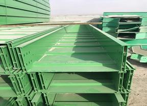 华桥桥架铝合金一体式桥架 铝合金槽式电缆桥架铝合金布线槽走线