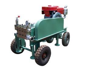 柴油机驱动高压泵