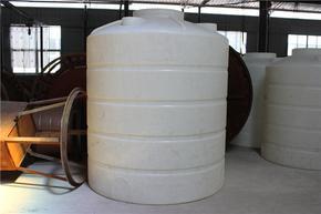 10吨pe储罐 立式平底塑料储水罐厂家直销