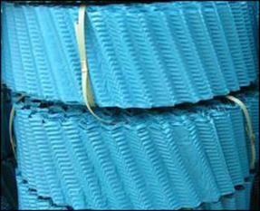 玻璃钢冷却塔填料_冷却塔填料厂家
