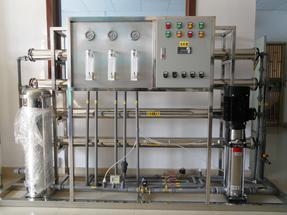 长春桶装纯净水设备