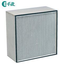 标准型亚高效有隔板空气过滤器