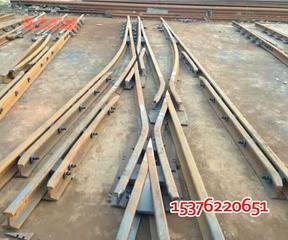 煤矿用窄轨ZDK630-4-12单开道岔可曾读懂