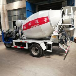 小型搅拌车 小型2立方混凝土搅拌车 小型水泥搅拌车价格