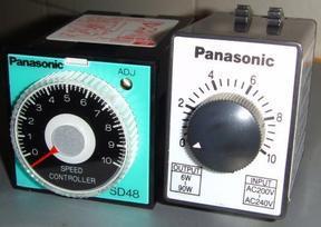 松下(Panasonic)MGSDB2速度控制器
