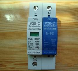 北京V20-C/1+NPE直销德国OBO正品避雷器