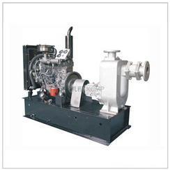 XBC-ZW型自吸式柴油机泵 柴油机排污泵