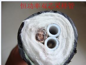 华阳生产一体化高温伴热管/恒功率伴热管线/烟气伴热采样管