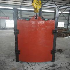 河北龙港 供应手提式铸铁闸门