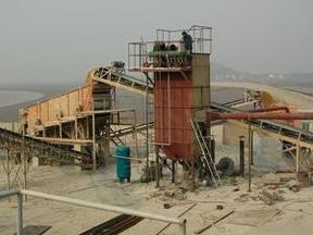新疆矿山选矿厂除尘器-振动筛分除尘效率