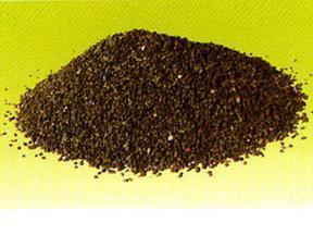供应全国地下水除铁锰1-2mm锰砂滤料