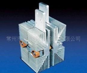 供应铸铝可控硅散热器