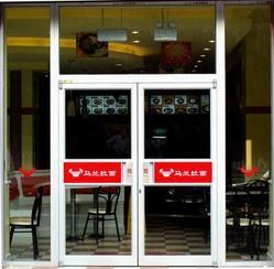 福州兄弟肯德基门、麦当劳门、店面玻璃门