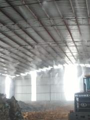 有机肥场除臭自动化操作提高了效率