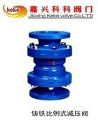 供应铸铁比例式减压阀--减压阀