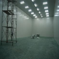 速冻冷库建设与速冻食品的丰富