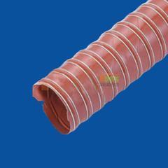 矽胶玻布风管,耐高温出风管