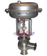 气动卫生级调节阀,卫生级气动薄膜调节阀