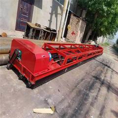 混凝土三滚轴摊铺机  电动三滚轴摊铺机