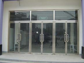 供应北京玻璃门地弹簧维修
