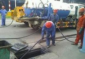 上海闵行区颛桥镇化粪池清理 化粪池抽粪清洗