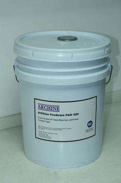 ArChine Foodcare PAO 5全合成食品级粉末冶金渗透油