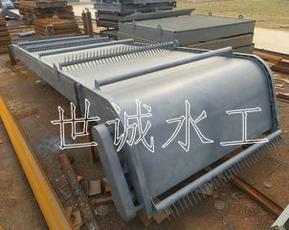 雨水泵站不锈钢格栅除污机全国发货