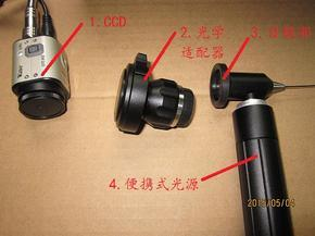 盛邦威CEF-1.0锁具针孔超细1毫米内窥镜